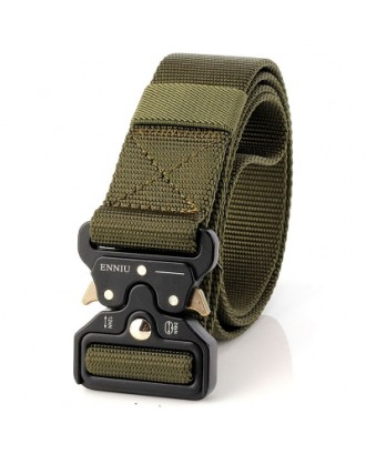 ENNIU Multi-Function Tactical Outdoor Special Forces Training Nylon Belt
