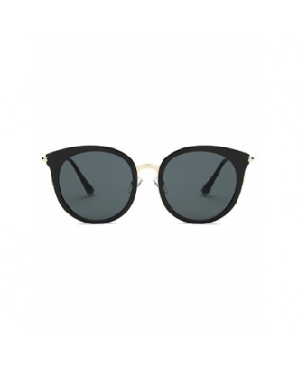 Stylish Black Cat Eye Sunglasses