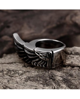 R173 Hot Cool Fashion 316L Stainless Steel Ring