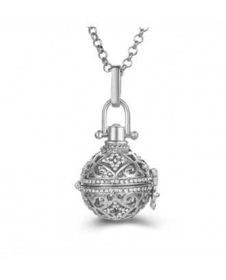 Aromatherapy Essential Oil Diffuser Piano Beads Antenatal Necklace