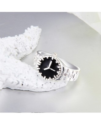 New Product Creative Watch Ring Ornaments